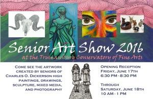 Senior Art Show 2016