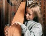 harp-girl