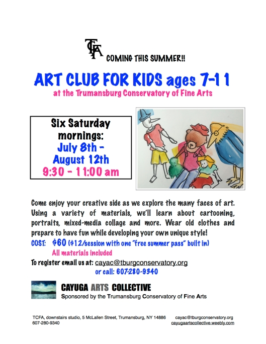 Art Club for Kids