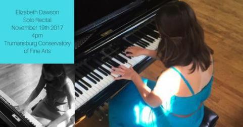 elizabeth dawon solo recital