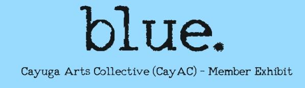 blue CayAC spring show header