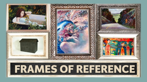 Frames of Reference header